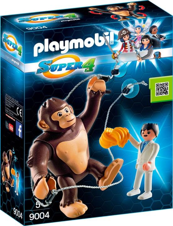 Playmobil Super 4 Singe géant Gonk 9004 746074700000 Photo no. 1