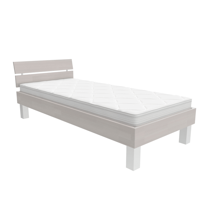 WOODLINE Bett HASENA 403551400000 Grösse B: 90.0 cm x T: 200.0 cm Farbe Weiss Bild Nr. 1