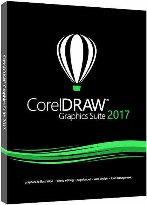 PC -Draw Graphics Suite 2017  - Version complète Physique (Box) Corel 785300131416 Photo no. 1