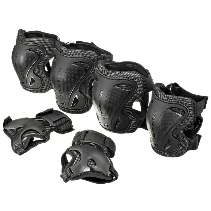 Set de protection pour adulte Rollerblade 492438700320 Couleur noir Taille S Photo no. 1
