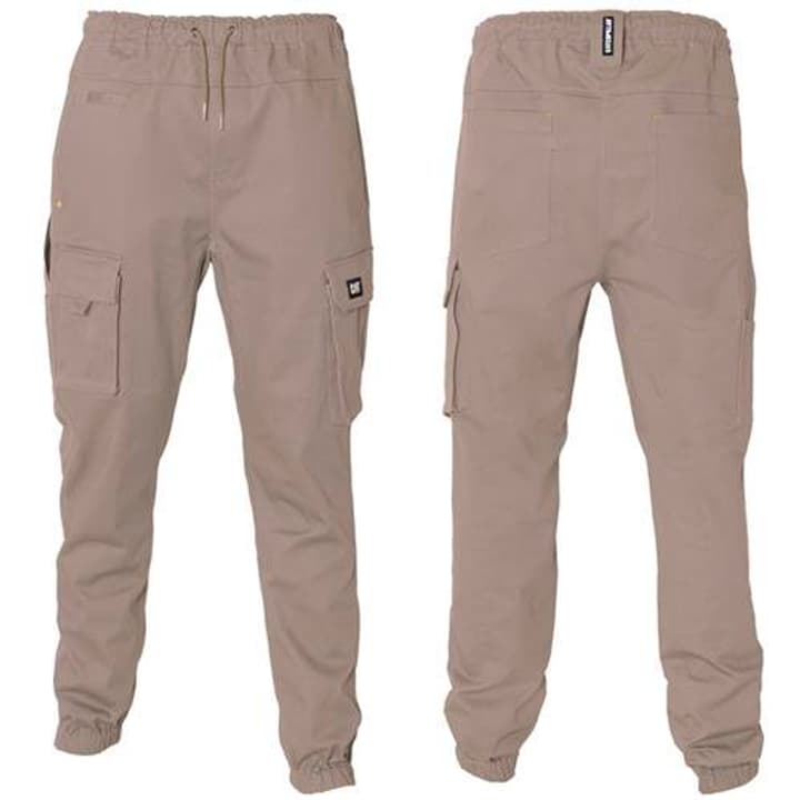 Jeans lavoro Diesel,khaki CAT 601322000000 Taglio W40/L34 N. figura 1