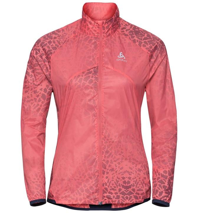 OMNIUS Jacket Veste pour femme Odlo 470156500531 Couleur rouge claire Taille L Photo no. 1