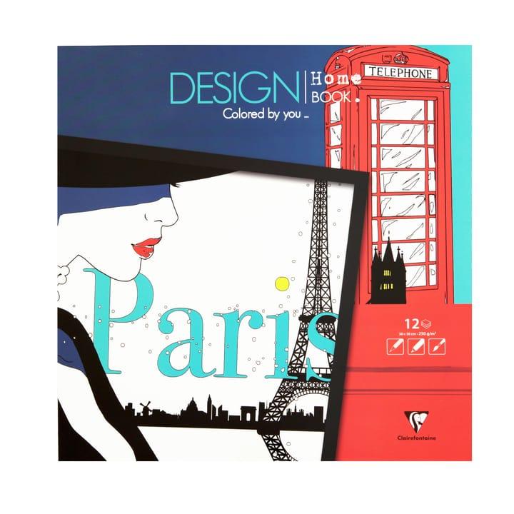 Design Home Book 30x30cm Pebeo 665638100000 Bild Nr. 1
