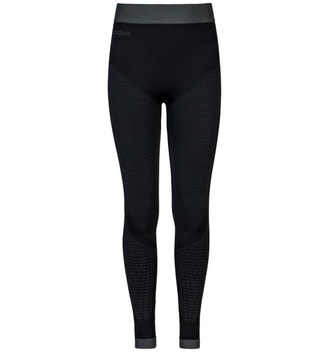 Pant EVOLUTION WARM KIDS Pantalone termico da bambino Odlo 462829911820 Colore nero Taglie 116 /128 N. figura 1