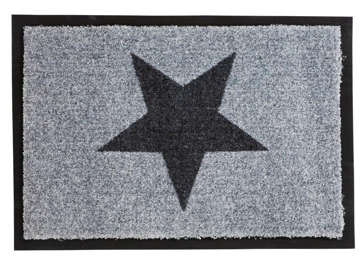 MARCEL Fussmatte 412815504080 Farbe grau Grösse B: 40.0 cm x T: 60.0 cm x H:  Bild Nr. 1