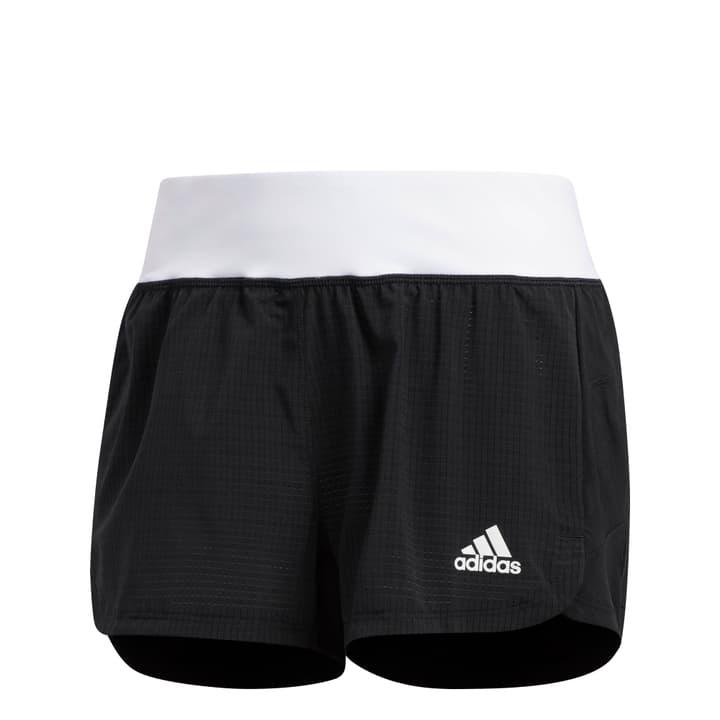 2in1 Short Damen-Shorts Adidas 464958500383 Farbe Dunkelgrau Grösse S Bild-Nr. 1