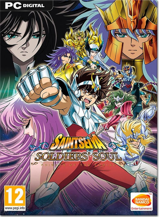 PC - Saint Seiya: Soldiers' Soul - F/I Download (ESD) 785300134385 N. figura 1