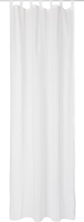 MARIA Fertigvorhang Tag 430275621810 Farbe Weiss Grösse B: 150.0 cm x H: 260.0 cm Bild Nr. 1