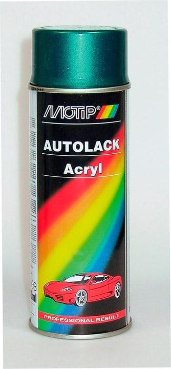 53607 Vernice acrilica verde metallic MOTIP 620724200000 Tipo di colore 53607 N. figura 1