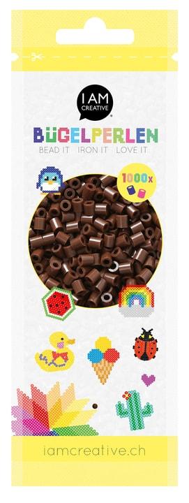 Perlini stiratura marrone scuro 1'000 pzz. 666540800160 Colore Marrone scuro N. figura 1