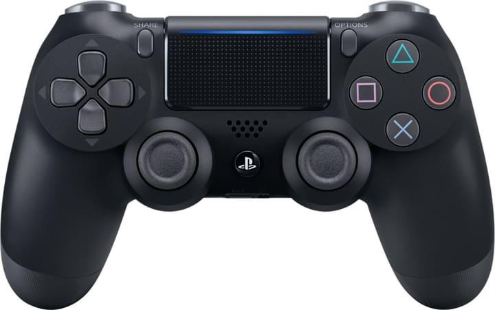 PS4 Wireless DualShock Controller v2 black Sony 798070400000 Bild Nr. 1