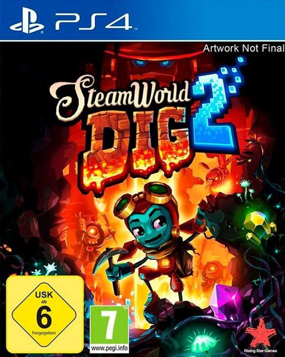 PS4 - Steamworld Dig 2 (I) Physisch (Box) 785300132730 Bild Nr. 1