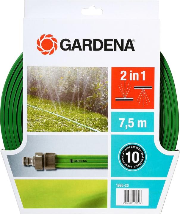 Schlauch-Regner 7.5m Gardena 630426200000 Bild Nr. 1