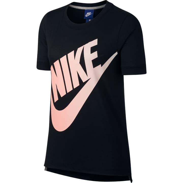 Sportswear Top Logo Futura Damen-T-Shirt Nike 462390500520 Farbe schwarz Grösse L Bild-Nr. 1