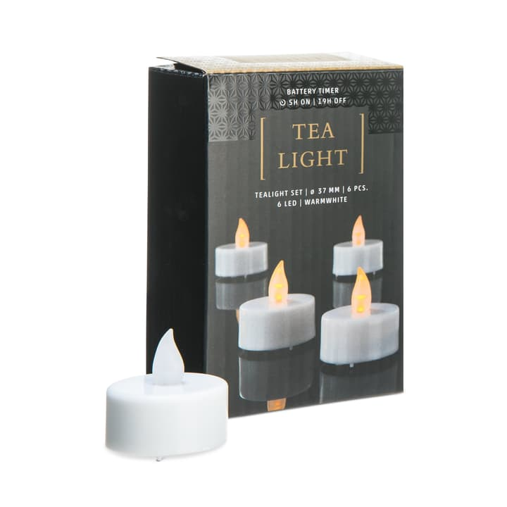 LED TEA LIGHT Bougie à chauffe-plat 396126700000 Photo no. 1