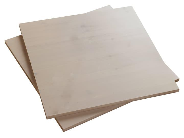 CLASSIC Rayons Flexa 404917900000 Dimensions L: 48.0 cm x P: 41.0 cm x H: 1.5 cm Couleur Terre Photo no. 1