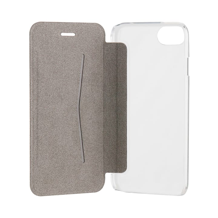 Flap Cover Adour for iPhone 7 black XQISIT 798065300000 N. figura 1