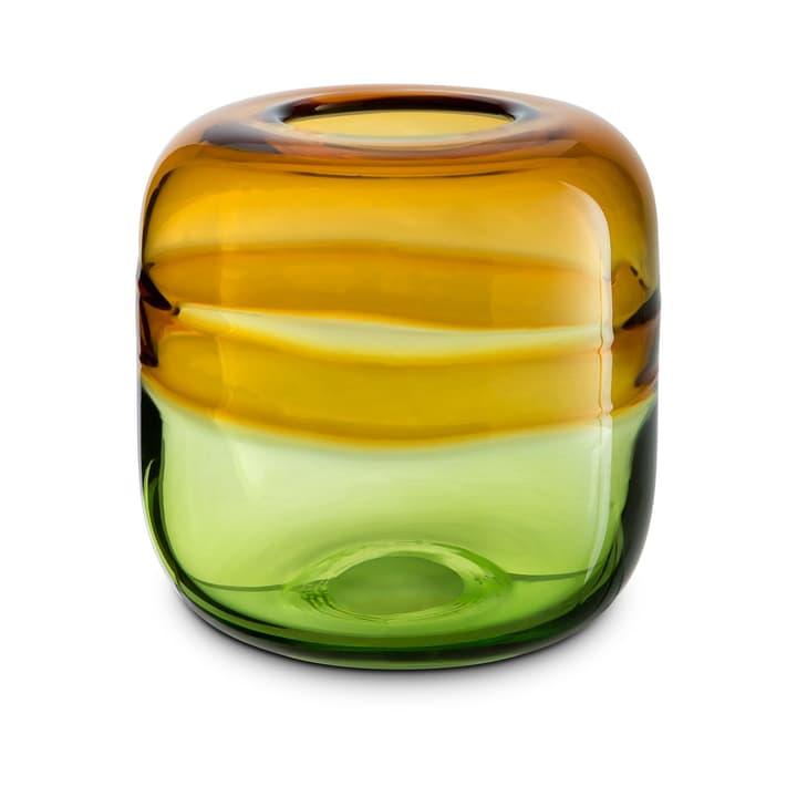 PABLO Vase 396087600000 Dimensions L: 19.0 cm x P: 19.0 cm x H: 20.5 cm Couleur Vert Photo no. 1