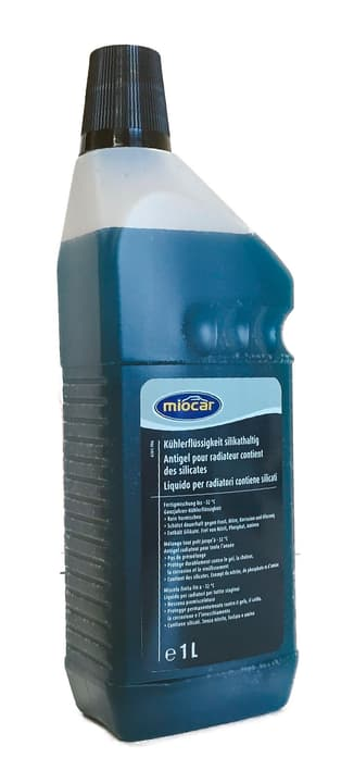 Antigel pour radiateur silicates 1L Miocar 620190600000 Photo no. 1