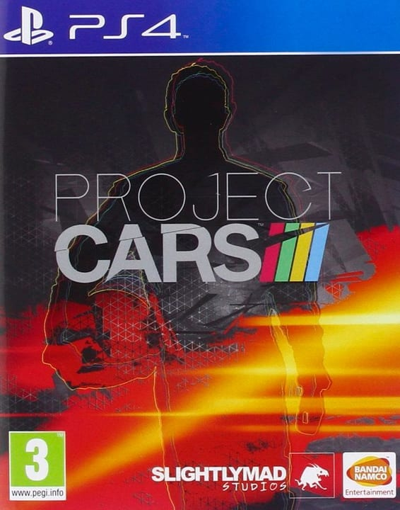 PS4 - Project Cars Fisico (Box) 785300121845 N. figura 1