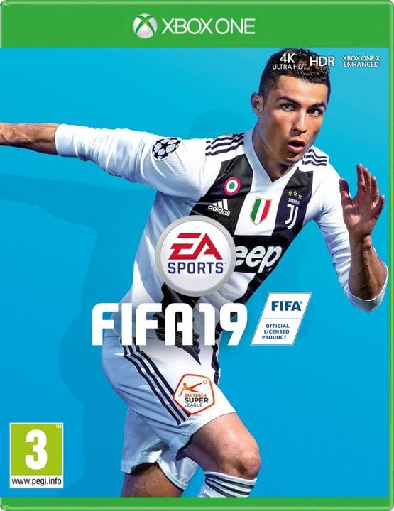 Xbox One - FIFA 19 Box 785300138048 Bild Nr. 1