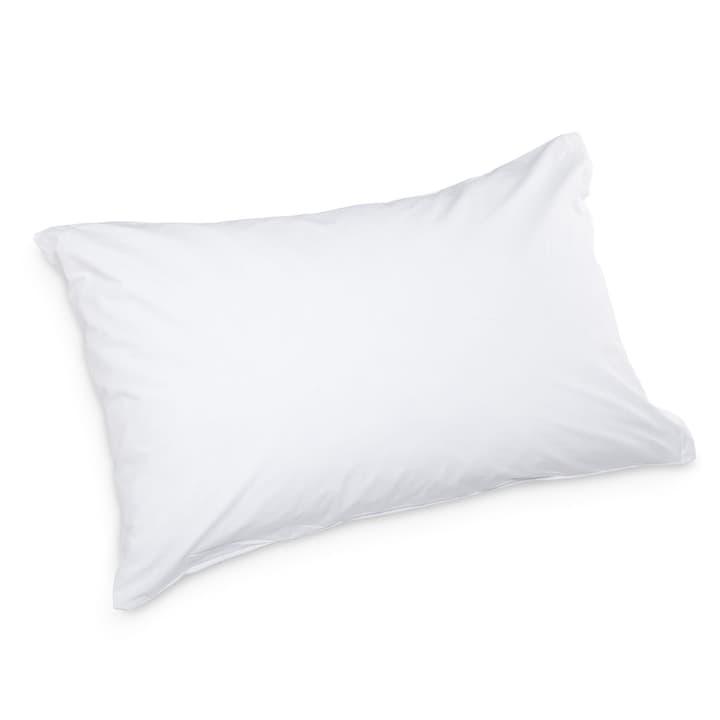 PERCAL Taie d'oreiller 376001628932 Couleur Blanc cassé Dimensions L: 100.0 cm x L: 65.0 cm Photo no. 1