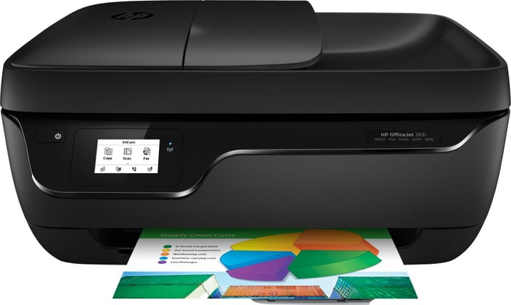OfficeJet 3831 AiO Imprimante multifonction HP 797280200000 Photo no. 1