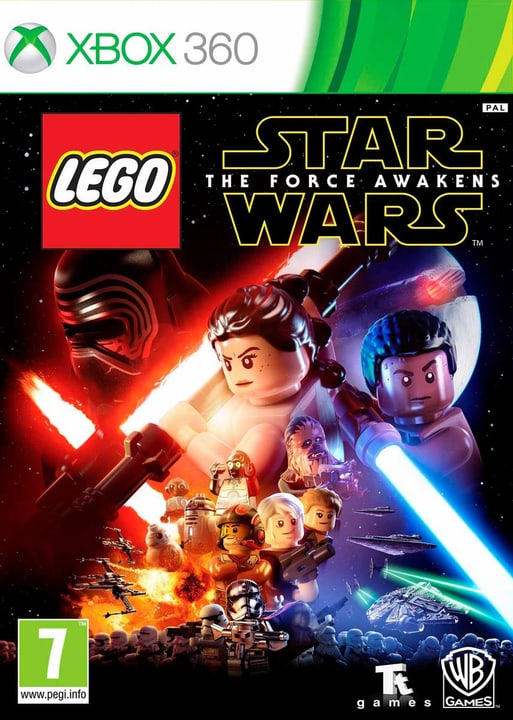 Xbox 360 - LEGO Star Wars The Force Awakens 785300120862 Photo no. 1