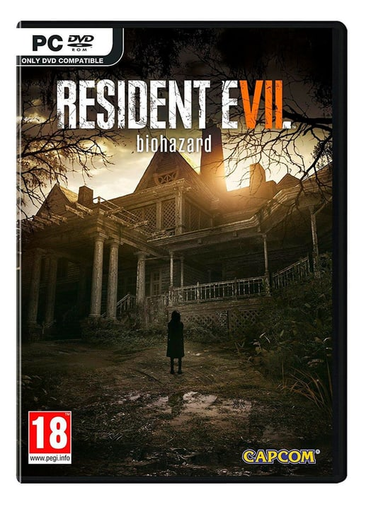 PC - Resident Evil 7 Box 785300121525 N. figura 1