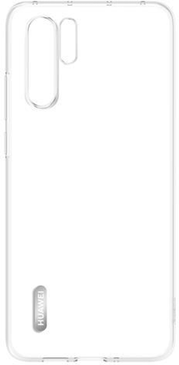 Hard-Case Cover transparent Hülle Huawei 785300143395 Bild Nr. 1