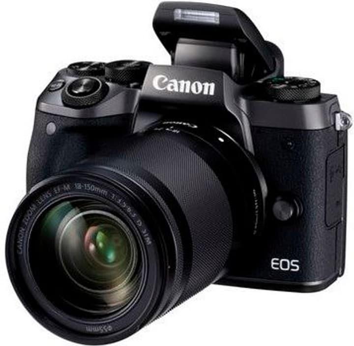 EOS M5 + EF-M 18-150mm Systemkamera Canon 785300126250 Bild Nr. 1