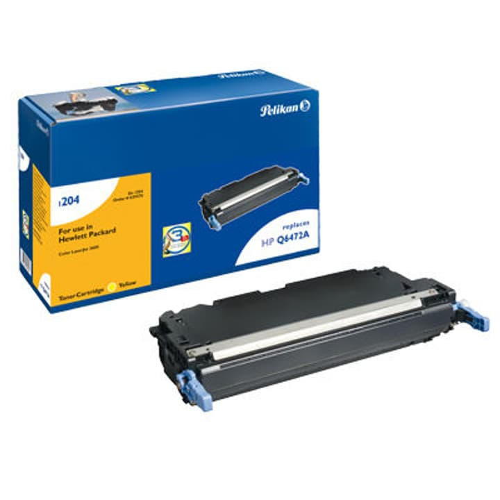 Q6472A Toner Yellow Pelikan 797579500000 Photo no. 1