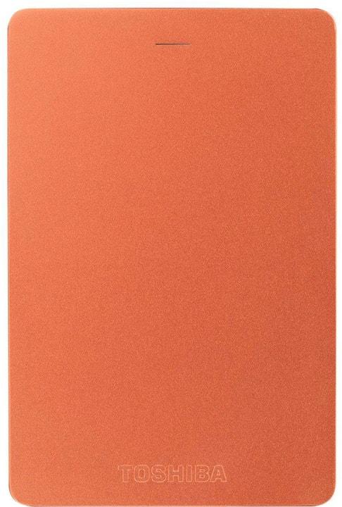 HDD Canvio Alu3S 2TB mettalic red Toshiba 785300123382 Photo no. 1