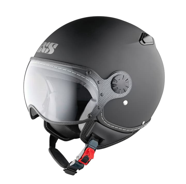 HX 136 Retro Motorrad-Jethelm iXS 490313800520 Farbe schwarz Grösse L Bild-Nr. 1