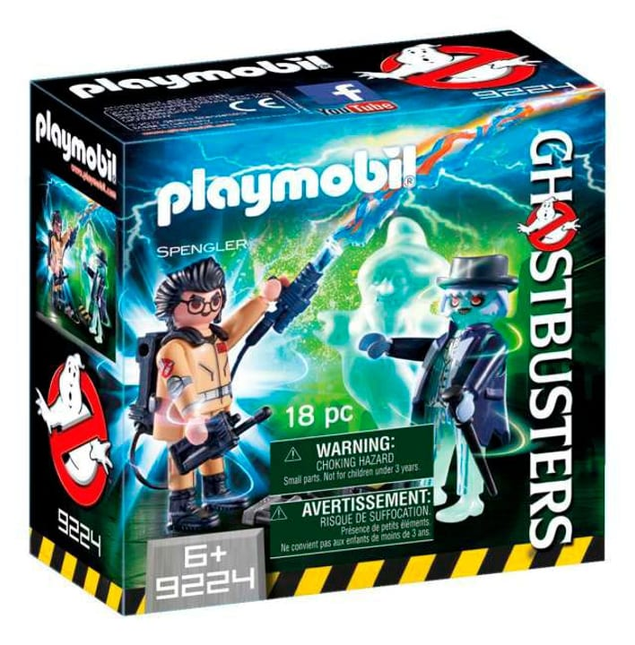 Playmobil Ghostbusters Spengler et fantôme 9224 746080100000 Photo no. 1