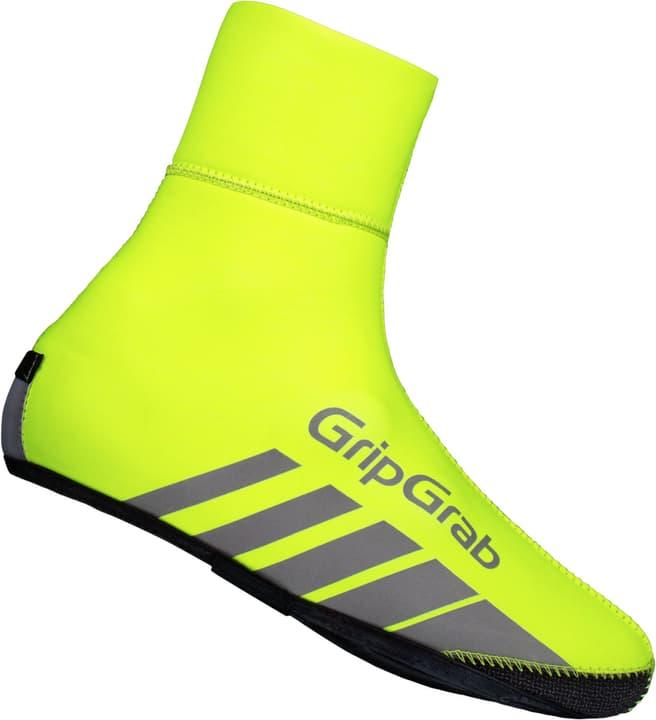 RaceThermo Hi-Vis Unisex-Überschuh GripGrab 463505900555 Farbe neongelb Grösse L Bild-Nr. 1