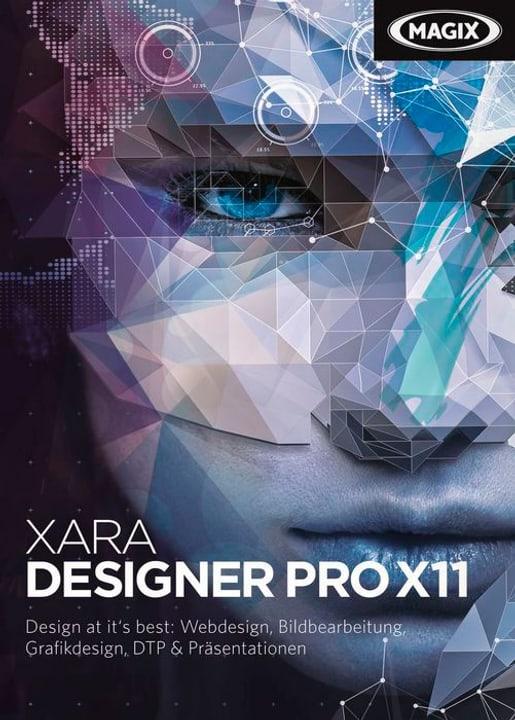PC MAGIX XARA Designer Pro X11 Magix 785300122171 Photo no. 1