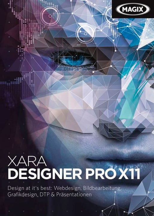 PC MAGIX XARA Designer Pro X11 Magix 785300122171 Photo no. 1