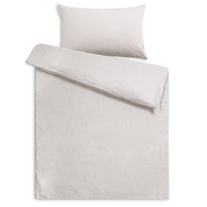LINEN Federa per cuscino lino 376005535202 Colore Beige Dimensioni L: 65.0 cm x L: 65.0 cm N. figura 1