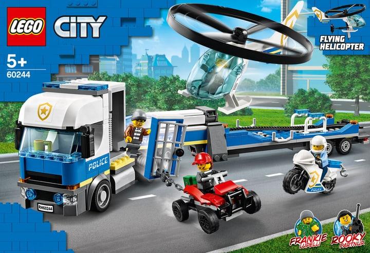 LEGO CITY 60244 Le transport de l 748728900000 Photo no. 1