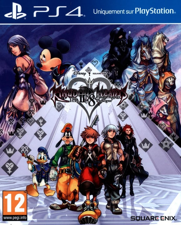 PS4 - Kingdom Hearts HD 2.8 Final Chapter Prologue Box 785300121620 Photo no. 1