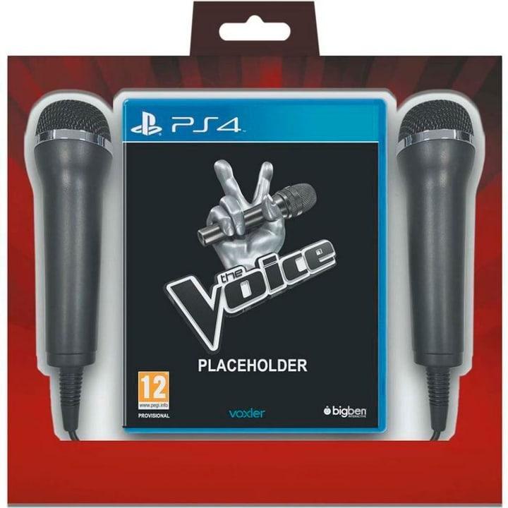 PS4 - The Voice - La plus belle voix, incl. 2 Microphones 785300122145 Photo no. 1