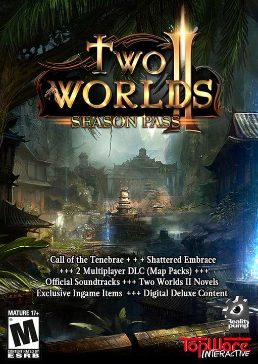 PC/Mac - Two Worlds II: Season Pass Digitale (ESD) 785300133909 N. figura 1