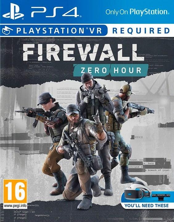 PS4 - Firewall: Zero Hour VR Box 785300137671 Photo no. 1