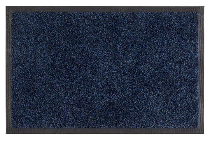 BEAT paillasson 412830006043 Couleur bleu Dimensions L: 60.0 cm x P: 90.0 cm Photo no. 1
