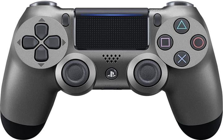 PS4 Controller Steel black Manette Sony 785538800000 Photo no. 1