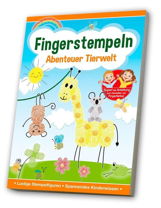 Tierwelt Fingerstempeln 782491900000 Photo no. 1