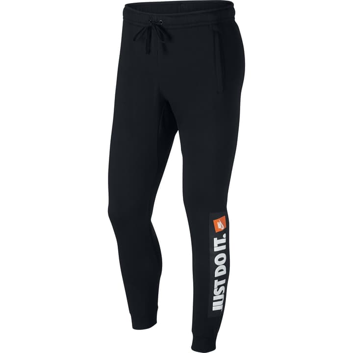Men Sportswear HBR Jogger H86 Pantaloni da uomo Nike 462399500620 Colore nero Taglie XL N. figura 1