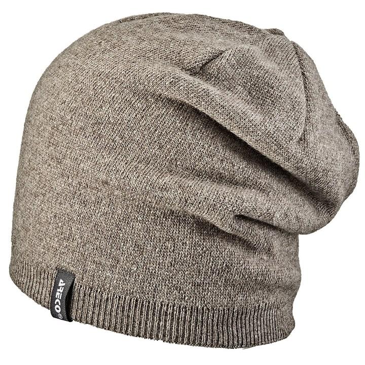 Bonnet pour femme Bonnet pour femme Areco 460535599979 Couleur sable Taille one size Photo no. 1