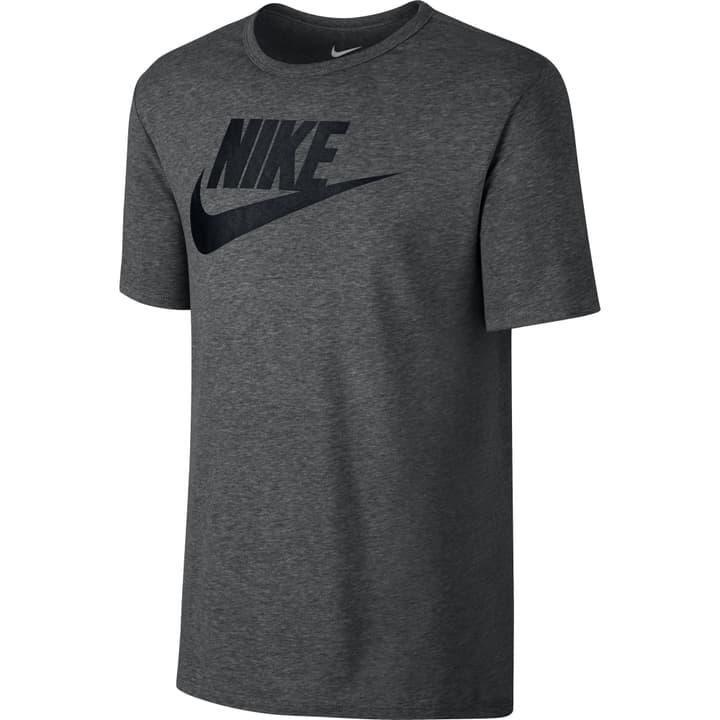 TEE-FUTURA ICON T-shirt da uomo Nike 460188600386 Colore antracite Taglie S N. figura 1